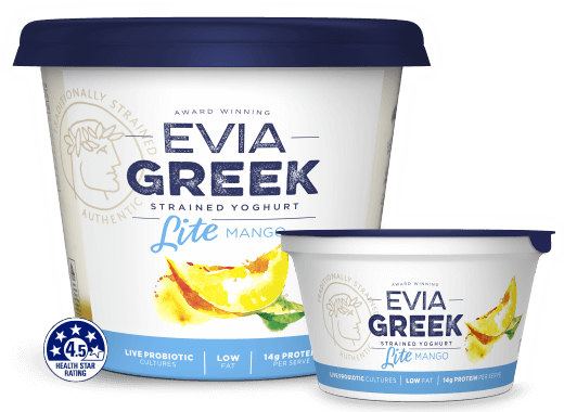 Evia Yoghurt Lite Mango