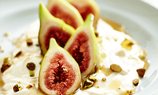 Fig and Pistachio Nut Bowl
